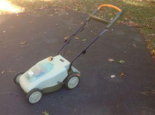 Neuton Cordless Electric Battery Lawn Mower Em 5 1