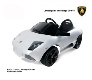 mini lamborghini ride on toy battery operated car for kids