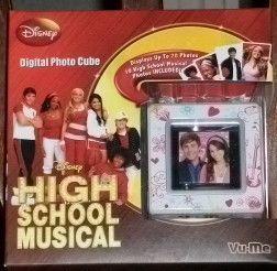 Disney High School Musical Digital Photo Cube by Vu Me