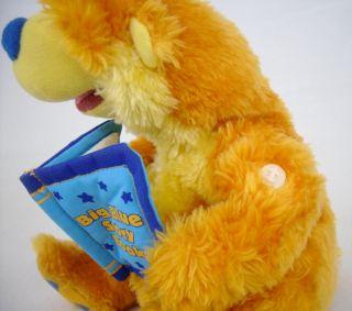 Fisher Price Bear in The Big Blue House 9 Plush Storytelling Talking