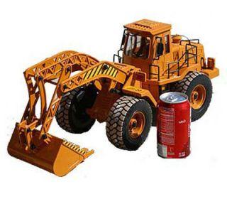 Radio Remote Control 22 Scraper Digger Construction Truck