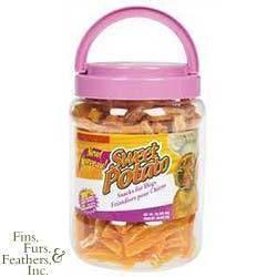 Beefeaters Sweet Potato Fries Natural Dog Treats 1 Lb