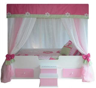 Princess Canopy Bed Girls Bedding Canopy Bed Girls Furniture