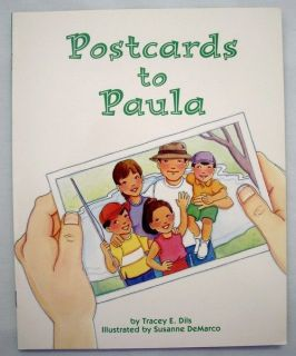 Postcards to Paula by Dils 1997 SRA Phonics 2 Readers