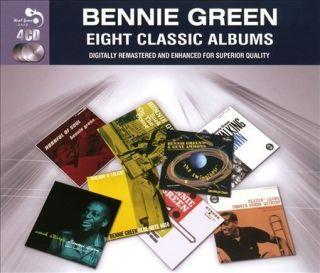 BENNIE GREEN TROMBO EIGHT CLASSIC ALBUMS BOX BENNIE GREEN NEW CD