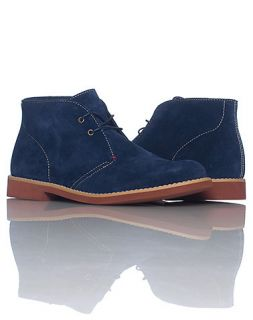 tommy hilfiger berch suede chukka shoe style 005010987 mid top men s