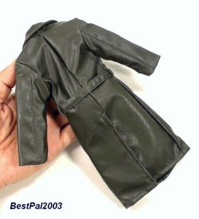 Scale Did 8th WWII German SD T Becker Trench Coat