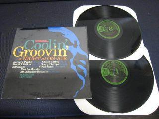 Japan Double Vinyl LP Bernard Purdie David Walker Tighten Up