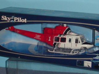 Bell 412 Los Angeles City Fire Dept Helicopter 1 48