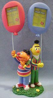 Sesame Street Bert N Ernie Balloons Picture Frames Cute