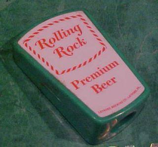 Beer Rolling Rock Tap Handle Plastic Beer Tap