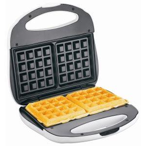 26008Y Waffle Maker Belgian Waffle 2 x Square Waffle Hamilton