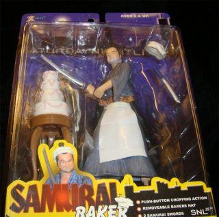 JOHN BELUSHI SAMURAI BAKER COMPLETE WARRIOR OUTFIT SNL SWORD CAKE
