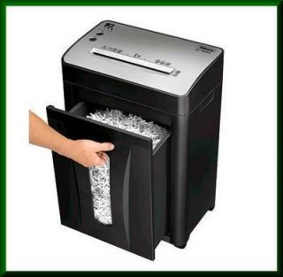 Fellowes Powershred B 152C Cross Cut Paper Shredder 3371001 NEW