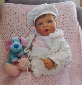 Lee Middleton Doll Honey Pie 20 Artist Reva Schick My Babys Closet