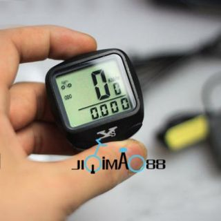 2012 Cycling Bicycle Bike LCD Computer Odometer Speedometer