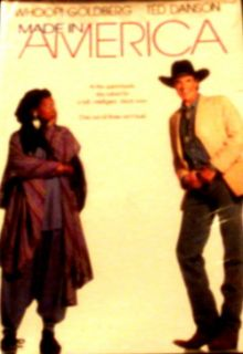 (1993) Whoopi Goldberg Ted Danson Nia Long Will Smith SEALED DVD