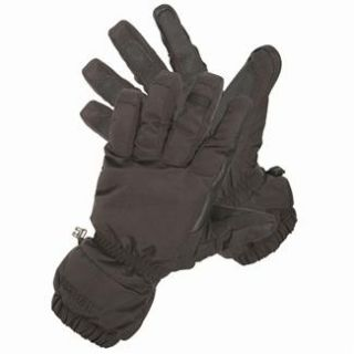BLACKHAWK BLACK EXTREME COLD WEATHER OPERATIONS GLOVES (military
