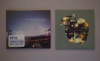 Dave Matthews Band Live in New York City Big Apple CD