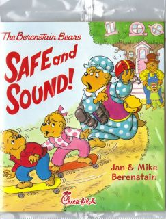 The Berenstain Bears Safe and Sound Chick Fil A