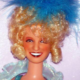 Bette Midler Doll The Divine Miss M Mermaid NEW