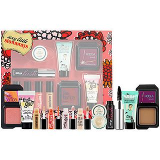 BENEFIT COSMETICS Sexy Little Stowaways   New Boxed 10 Piece Limited