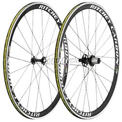 2009 Ritchey WCS Carbon 58mm Shimano 700c Road Bicycle Wheelset