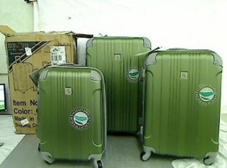 Travelers Choice Luggage Beverly Hills Country Club Malibu 3 Piece