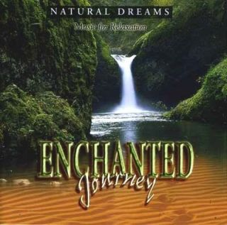 CD Enchanted Journey Natural Dreams Birds Music Relax