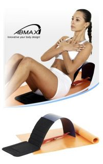 AB Max ABS Supporter Belt Bord Abdominal Muscle Sit Up Exercise