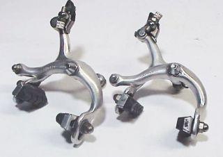 Vintage Shimano Bicycle SIDEPULL Brake Set BR Z57