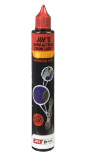 Joes Dry Nano Bicycle Chain Lube Mountain Bikes XC Oil Cable Bicycle