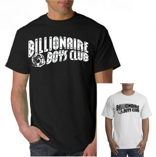 Billionaire Boys Club T Shirt Top BBC Swag Dope YMCMB Pharell