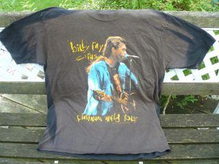 BILLY RAY CYRUS Sz XL Platinum World Tour Concert Tee T Shirt Top 1993
