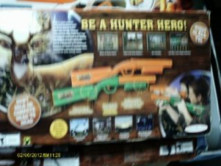 BIG BUCK HUNTER PRO Plug & Play Arcade Hunting Video Game No Console