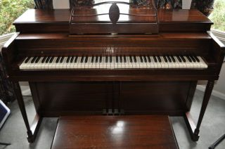 Lester Piano Betsy Ross Spinet No Delivery
