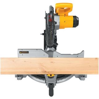 NEW DeWALT DW715 Chop Saw 12 Single Bevel Compound Miter Saw