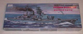 Bismarck German Battleship 30cm 80910 New