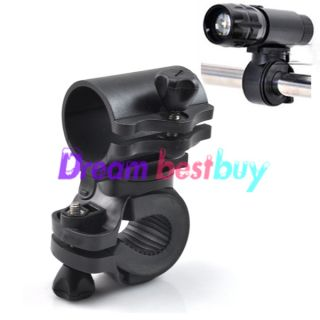 Flashlight Holder LED Bicycle Bike Torch Clip Mount