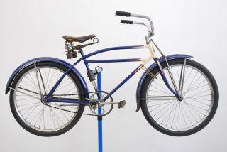 Spartan Heavyweight Cruiser Bicycle Bike Heart Cranks Springer