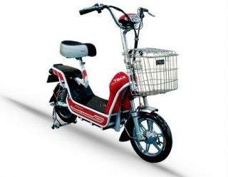 Tailg Electric Bicycle E Bike Scooter TDT821Z 48V 350W No Drivers