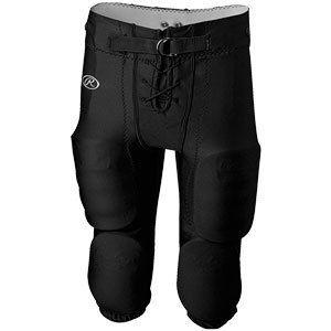 Rawlings Youth Boys Football Game Pants F2545 Black