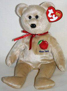 Ty Show Exclusiv New York Big Apple The Bear Beanie AJ$