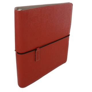 Wilson Jones Workstyle Round Ring Binder 1 Capacity Letter Size Brick