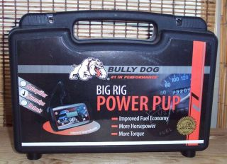 Bully Dog Detroit Big Rig Power Pup er