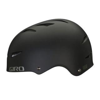 2012 Giro Flak Matt Black Mountain Helmet L 59 63cm