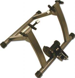 INDOOR STATIONARY BIKE TRAINER EXERCISE BICYCLE STAND EQUIPMENT
