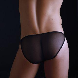 MaleBasics Mesh Tull Bikini Brief See thru Sexy Hot