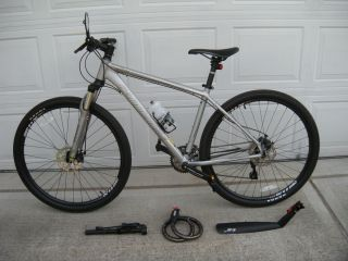Cannondale 2011 Mountain Bike Trails SL 4 Large