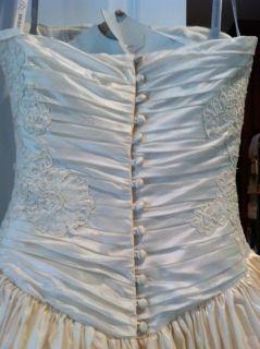 Birnbaum Bullock Classic Wedding Dress
